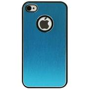 Exian – Étuis pour iPhone 4/4s, métallique