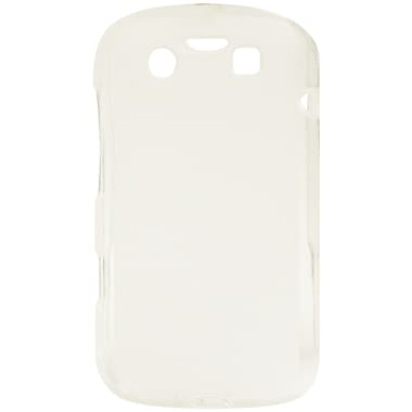Exian Case for Blackberry Bold 9790, Transparent Clear