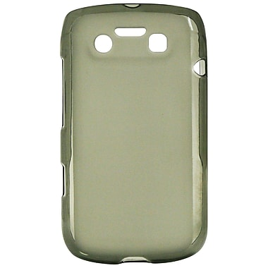 Exian – Étui pour BlackBerry Bold 9790, gris transparent