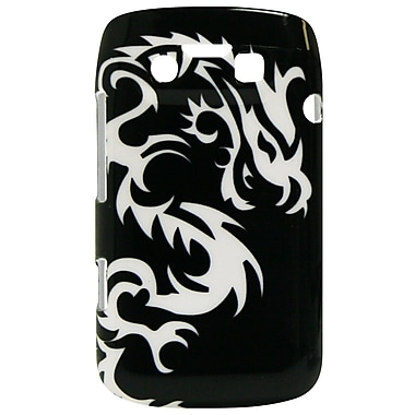 Exian Case for Blackberry Bold 9790, Dragon Silhouette