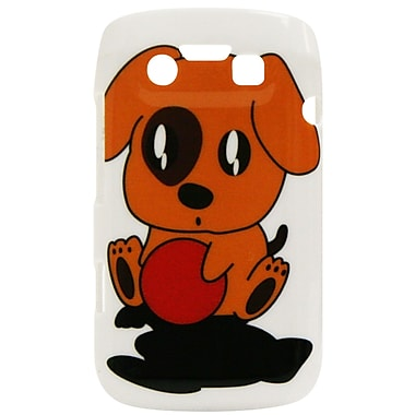 Exian Case for Blackberry Bold 9790, Cartoon Puppy