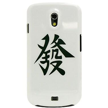Exian – Étui avec symbole de la fortune pour Galaxy Nexus