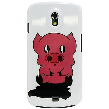 Exian Case for Galaxy Nexus, Cartoon Pig