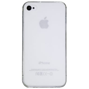 Exian iPhone 4/4s Case, TPU Transparent Clear