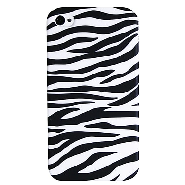 Exian Case for iPhone 4, Zebra