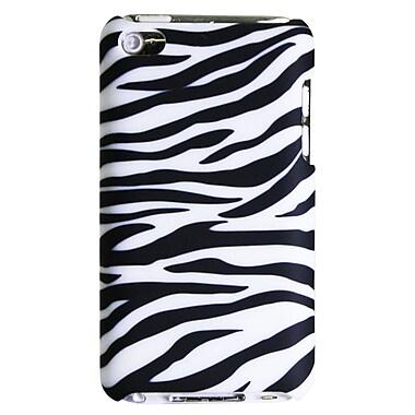 Exian iPod Touch 4 Case, Zebra Pattern