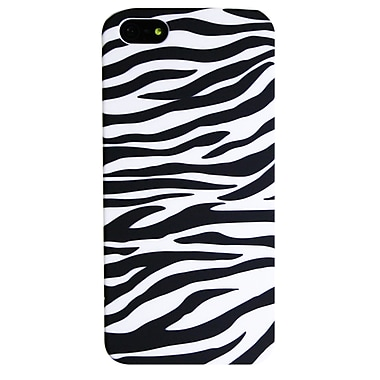 Exian iPhone SE/5/5s Case, Zebra Pattern