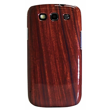 Exian Case for Galaxy S3, Wood Grain Pattern