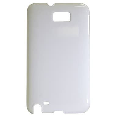 Exian Case for Galaxy Note, Plain White