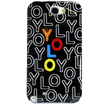 Exian Case for Galaxy Note 2, Yolo