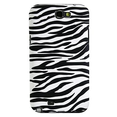 Exian Case for Galaxy Note 2, Zebra