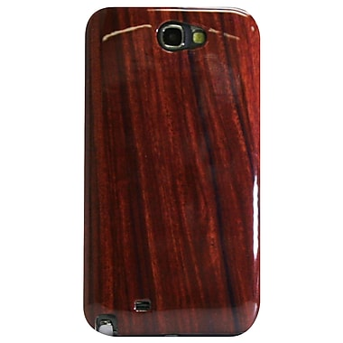 Exian Case for Galaxy Note 2, Wood