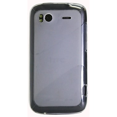 Exian Case for HTC Sensation, Transparent Clear