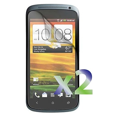 Exian HTC One S Screen Protector, 2 Pieces, Anti Glare