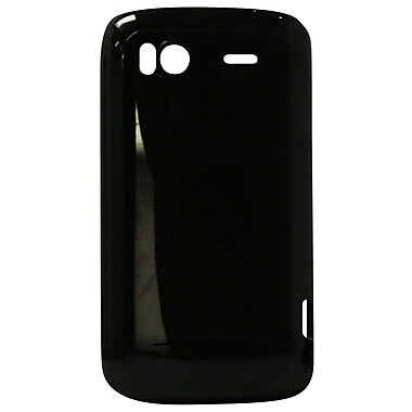 Exian Case for HTC Sensation, Plain Black