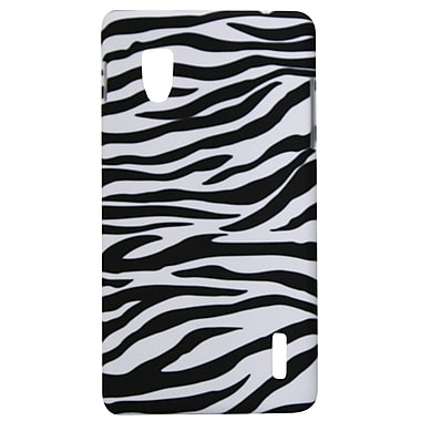 Exian Case for Optimus G Zebra