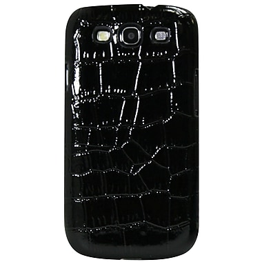 Exian Cases for Galaxy S3, Crocodile Skin
