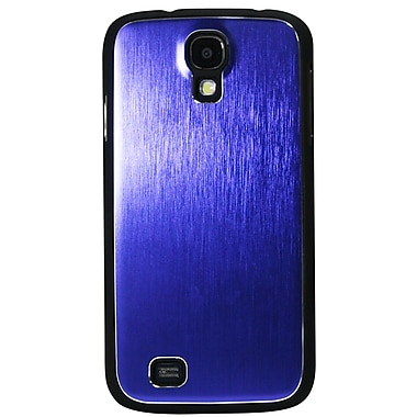 Exian Case for Galaxy S4, Metallic Blue