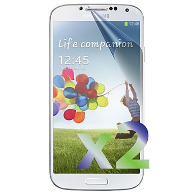 Exian Galaxy S4 Screen Protectors, 2 Pieces