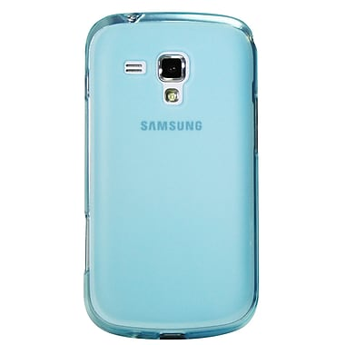 Exian TPU Transparent Case for Galaxy Ace 2X, Blue