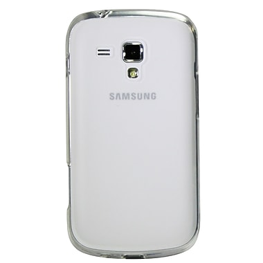 Exian TPU Transparent Case for Galaxy Ace 2X, Clear
