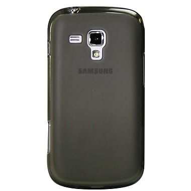 Exian TPU Transparent Case for Galaxy Ace 2X, Grey