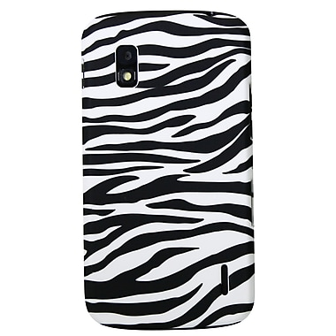 Exian Case for Nexus 4, Zebra
