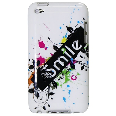 Exian Case for iPod Touch 4, Smile