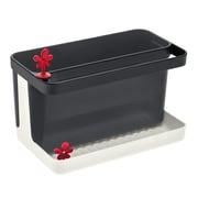 Koziol Park It Sink Side Kitchen Organizer, White/Black (3261100)