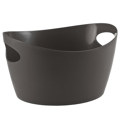 Koziol Botticelli Large Wash Tub, Black (5730526)