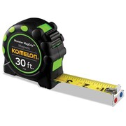 MagGrip™ Nylon Coated Steel Pro Series Measuring Tape, 30 ft (L) x 1 in (W) Blade