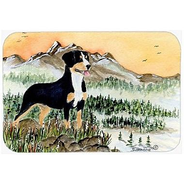 Caroline's Treasures Entlebucher Mountain Dog Kitchen/Bath Mat; 24'' H x 36'' W x 0.25'' D
