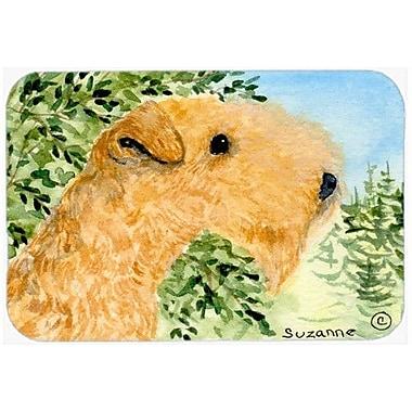 Caroline's Treasures Lakeland Terrier Kitchen/Bath Mat; 24'' H x 36'' W x 0.25'' D