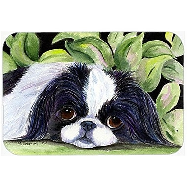 Caroline's Treasures Japanese Chin Kitchen/Bath Mat; 20'' H x 30'' W x 0.25'' D