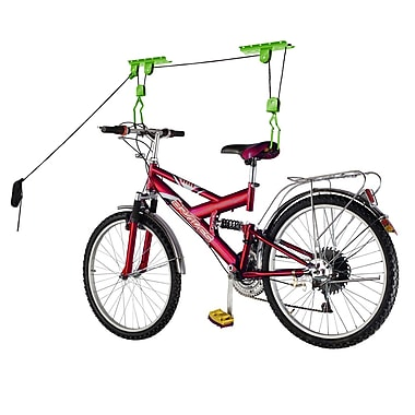 Bike Lane Bike Storage Lift Bike Hoist Ceiling Wall Mounted Rack (Set of 2)