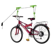 Bike Lane Bike Storage Lift Bike Hoist Ceiling Wall Mounted Rack (Set of 2)