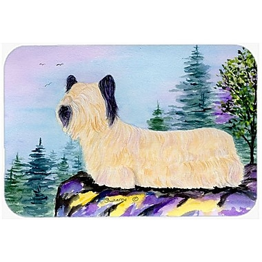 Caroline's Treasures Skye Terrier Kitchen/Bath Mat; 24'' H x 36'' W x 0.25'' D