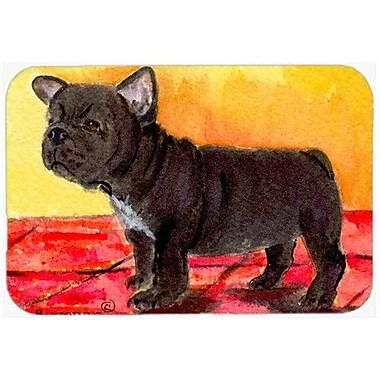 Caroline's Treasures French Bulldog Kitchen/Bath Mat; 20'' H x 30'' W x 0.25'' D