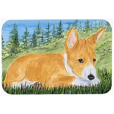Caroline's Treasures Basenji Kitchen/Bath Mat; 24'' H x 36'' W x 0.25'' D