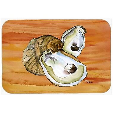 Caroline's Treasures Oyster Kitchen/Bath Mat; 20'' H x 30'' W x 0.25'' D