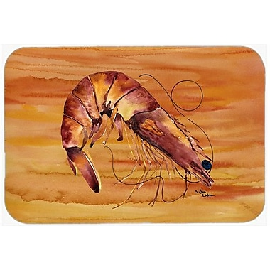 Caroline's Treasures Shrimp Kitchen/Bath Mat; 24'' H x 36'' W x 0.25'' D