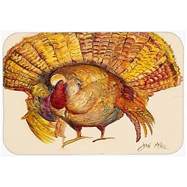 Caroline's Treasures Turkey Kitchen/Bath Mat; 20'' H x 30'' W x 0.25'' D