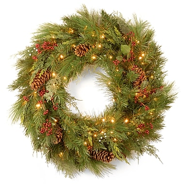 National Tree Co. 30'' Pine Wreath