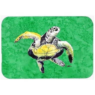 Caroline's Treasures Turtle Kitchen/Bath Mat; 24'' H x 36'' W x 0.25'' D