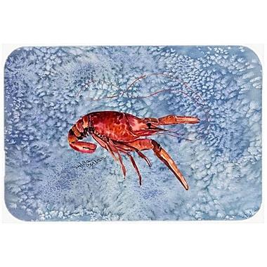 Caroline's Treasures Crawfish Kitchen/Bath Mat; 20'' H x 30'' W x 0.25'' D