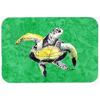 Caroline's Treasures Turtle Kitchen/Bath Mat; 20'' H x 30'' W x 0.25'' D
