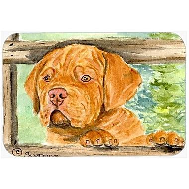 Caroline's Treasures Dogue De Bordeaux Kitchen/Bath Mat; 24'' H x 36'' W x 0.25'' D