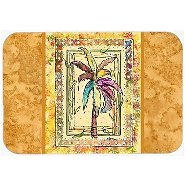 Caroline's Treasures Palm Tree Kitchen/Bath Mat; 20'' H x 30'' W x 0.25'' D