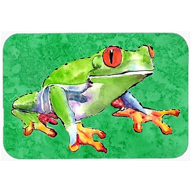 Caroline's Treasures Frog Kitchen/Bath Mat; 24'' H x 36'' W x 0.25'' D