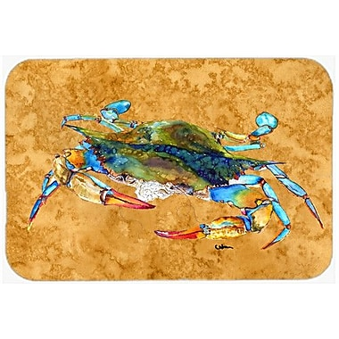 Caroline's Treasures Crab Kitchen/Bath Mat